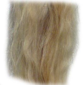 Pferdeschweif blond 135 cm