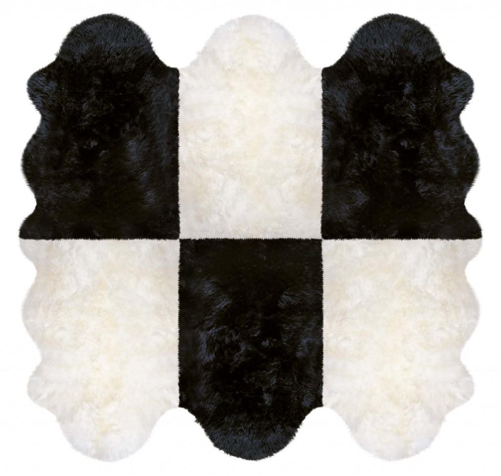 Lammfellteppich