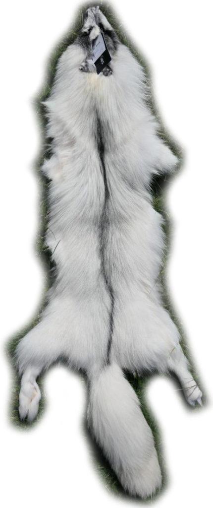 200916 Arctic Marble Fuchs 137 cm Gesamtansicht h