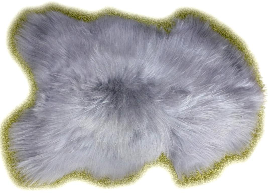 Islandschaffell grau