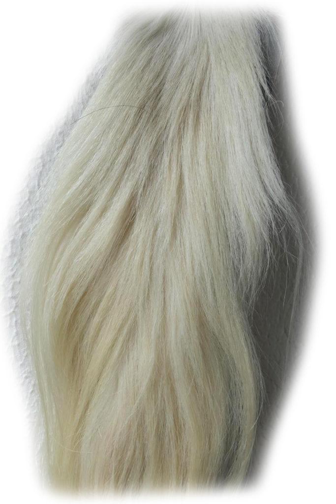 Pferdeschweif blond 150 cm