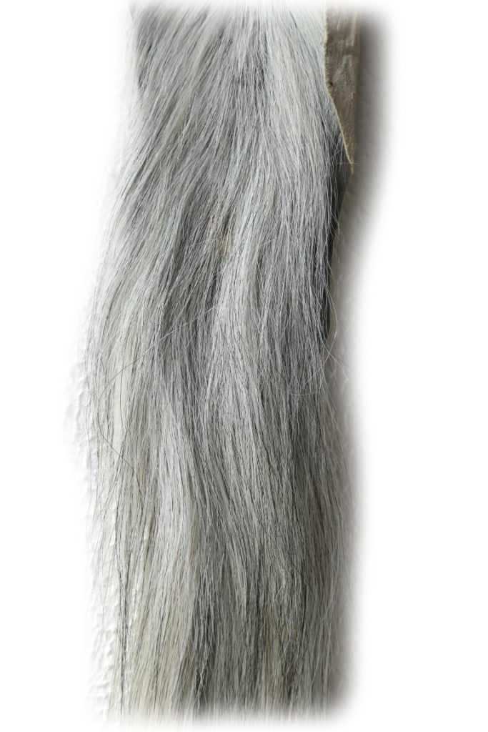 Pferdeschweif  grau 150 cm