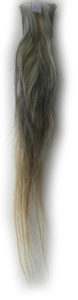 Pferdeschweif blondgrau 140 cm