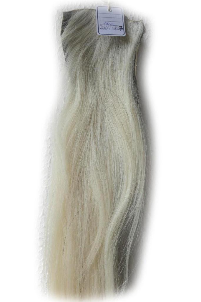 Pferdeschweif hellblond 140 cm