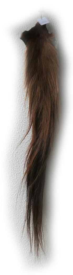 Pferdeschweif rot 130 cm