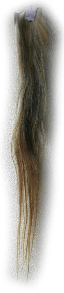 Pferdeschweif  blondgrau 130 cm