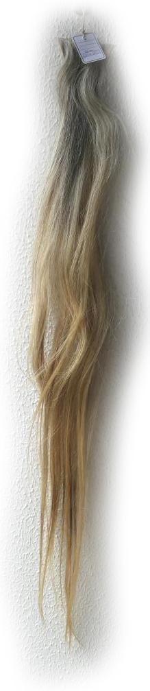 Pferdeschweif blond etwas grau 120 cm