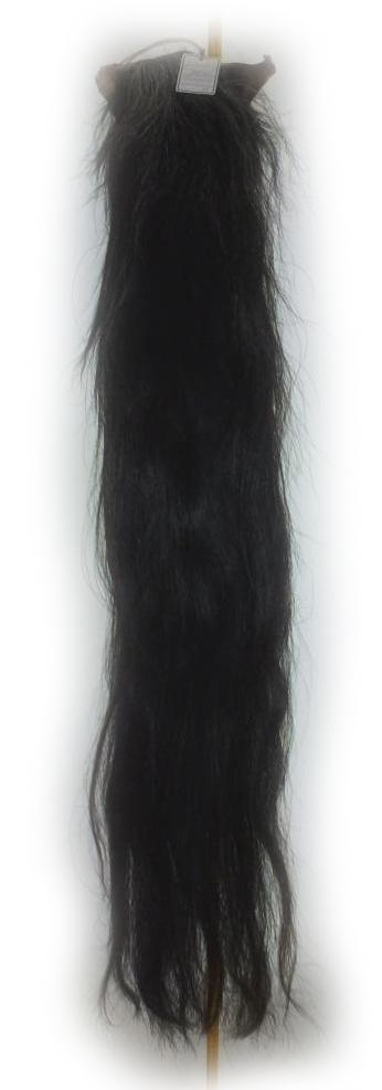 Pferdeschweif schwarz 140 cm
