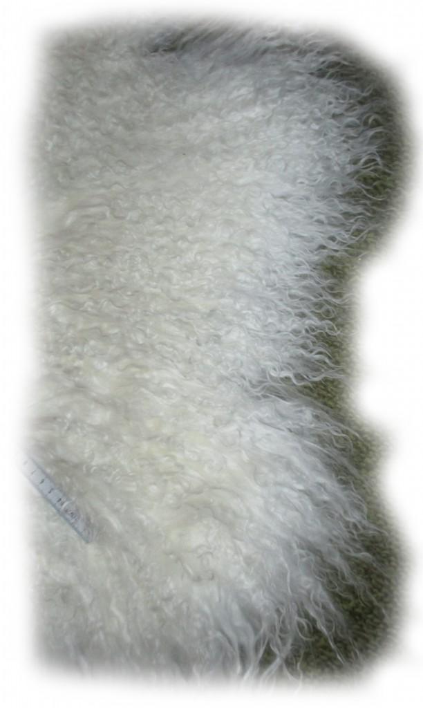 Tibetlammfell Detail