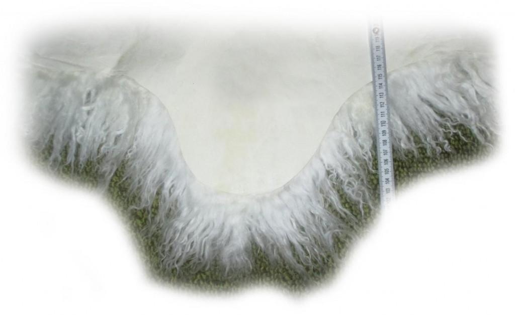 Tibetlammfell Haarlänge
